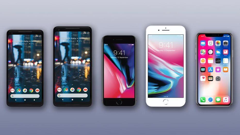 Google Pixel 2/Pixel 2 XL ngang tầm với iPhone 8/8 Plus và iPhone X?