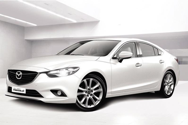 Mazda 2, Toyota Camry, Ford Focus, Mazda CX-5, ô tô giảm giá, Giá ô tô