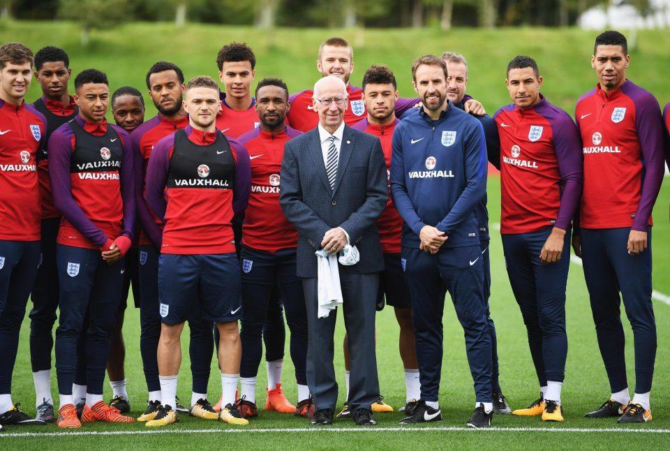 ĐT Anh, Tuyển Anh, Vòng loại World Cup 2018, World Cup 2018, Southgate