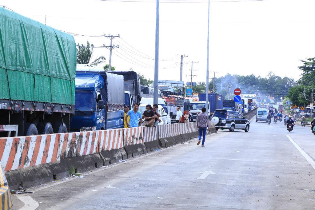 Trạm thu phí Biên Hòa, BOT Biên Hòa, trạm thu phí, phí đường bộ, Đồng Nai