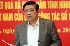 Ông Phan Đình Trạc được bầu bổ sung vào Ban Bí thư