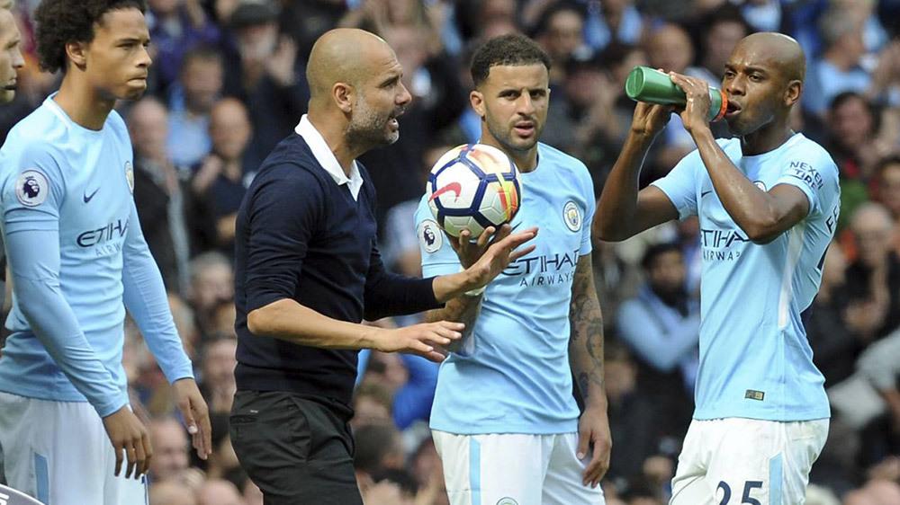 Man City, Pep Guardiola, Premier League