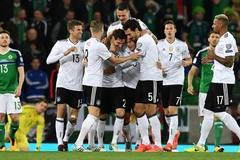 Đức thắng trận thứ 9 liên tiếp ở vòng loại World Cup 2018
