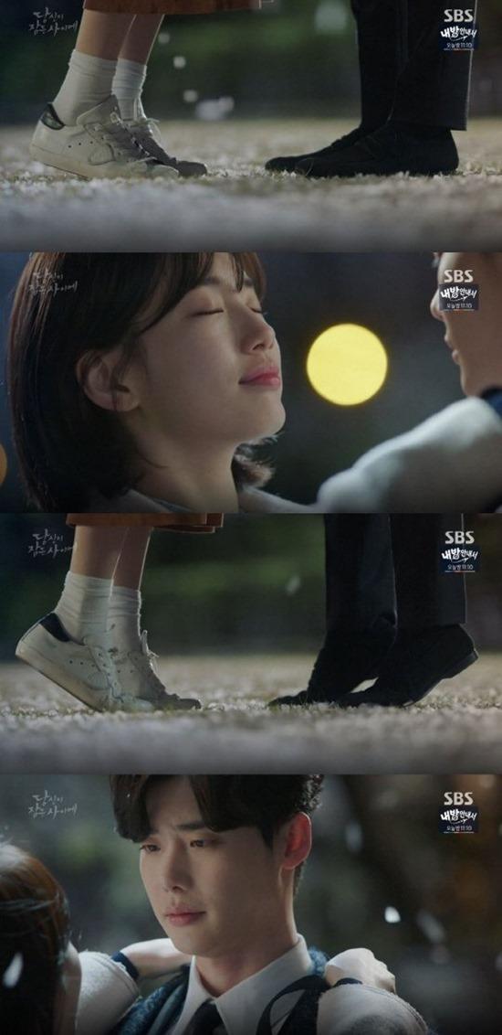 'Khi nàng say giấc' tập 7-8: Tan chảy với sự ngọt ngào của Suzy và Lee Jong Suk