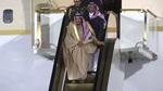 Thang máy vàng của Quốc vương Ảrập Xêút  bị mắc kẹt
