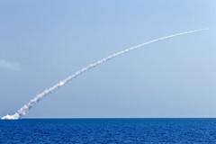 Xem tàu ngầm Nga bắn liên tiếp tên lửa hành trình vào hang ổ IS
