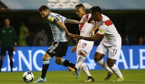Argentina 0-0 Peru