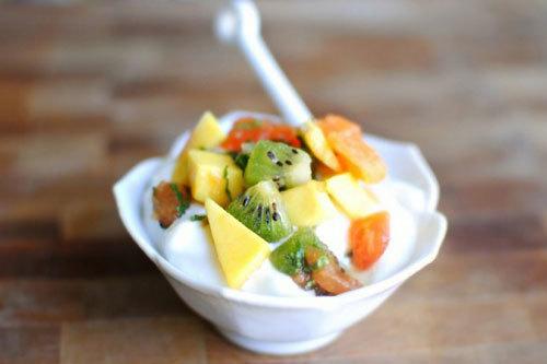 Những món ngon được làm từ trái cây