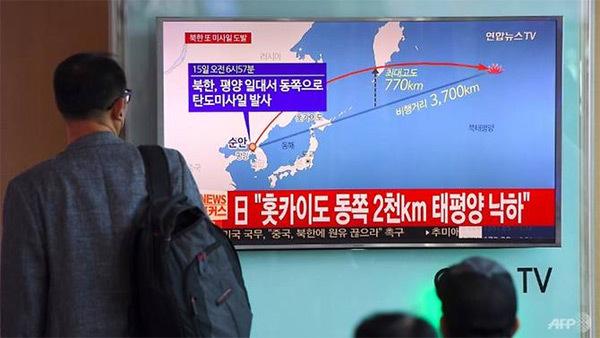 Tình hình Triều Tiên, đe dọa hạt nhân Triều Tiên, Kim Jong Un, Hàn Quốc