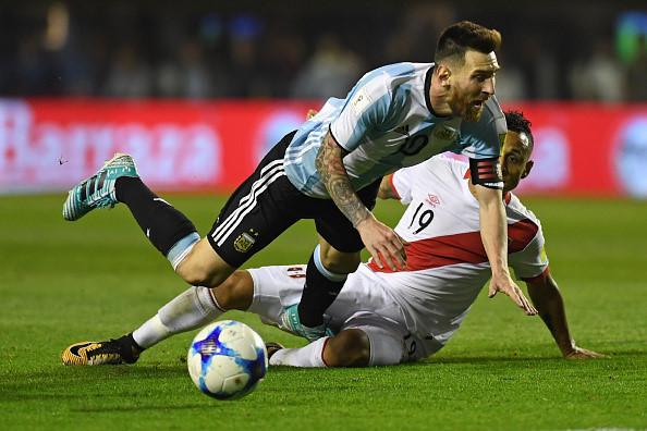 Vòng loại World Cup 2018, Anh, Argentina, Messi, Hà Lan