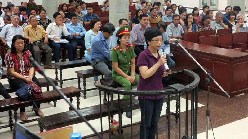 Đổ tiền 'núi' đầu tư vì tin cựu ĐBQH Châu Thị Thu Nga
