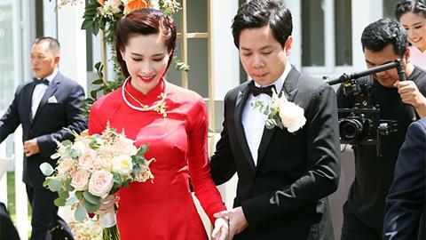 Đám cưới Hoa hậu Đặng Thu Thảo và doanh nhân Trung Tín