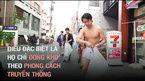 Giới trẻ Nhật hào hứng nhặt rác trong trang phục 'mát mẻ'