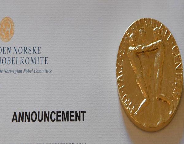 giải thưởng Nobel, Nobel hòa bình, Tổng thống Mỹ, Putin