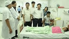 Nhân chứng xe khách tông cột điện ở Cần Thơ: 'Chết hết rồi chú ơi'