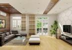 10 mẫu phòng khách đơn giản nhưng vẫn hot năm 2018