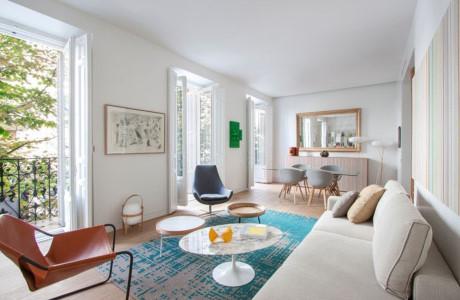 căn hộ chung cư, thiết kế căn hộ, nội thất