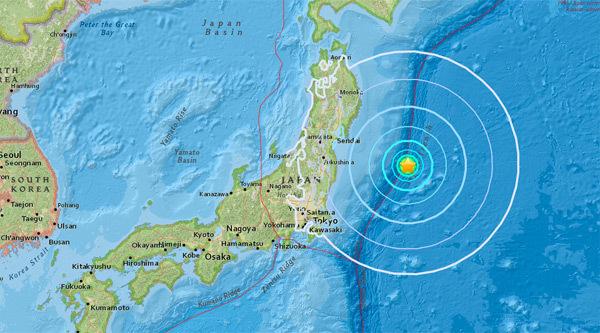 Động đất Nhật Bản, thảm họa hạt nhân Fukushima