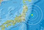 Động đất mạnh ngoài khơi Nhật, gần Fukushima