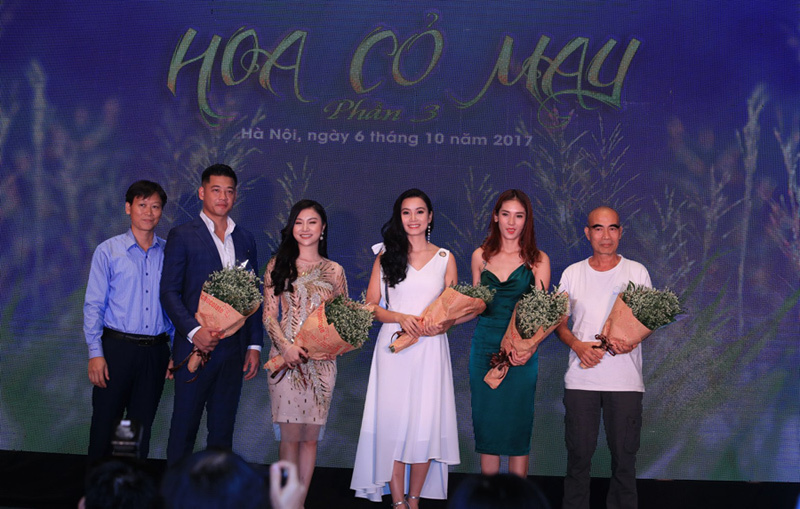 Hoa cỏ may, Diễn viên Lương Giang