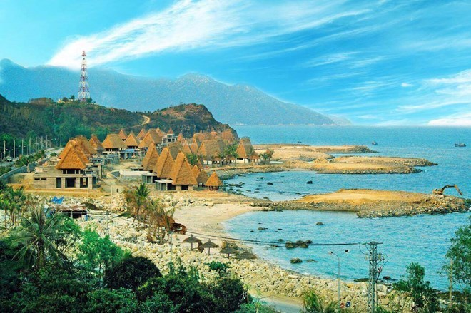 dự án Champarama Resort & Spa, xử phạt công trình vi phạm, Khánh Hòa