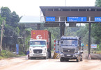 Thông xe đường vào mỏ đá Tân Cang
