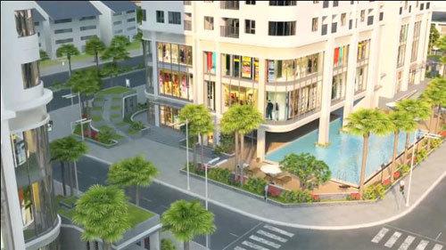 Gelexia Riverside - dự án BĐS tầm trung nhiều ưu thế