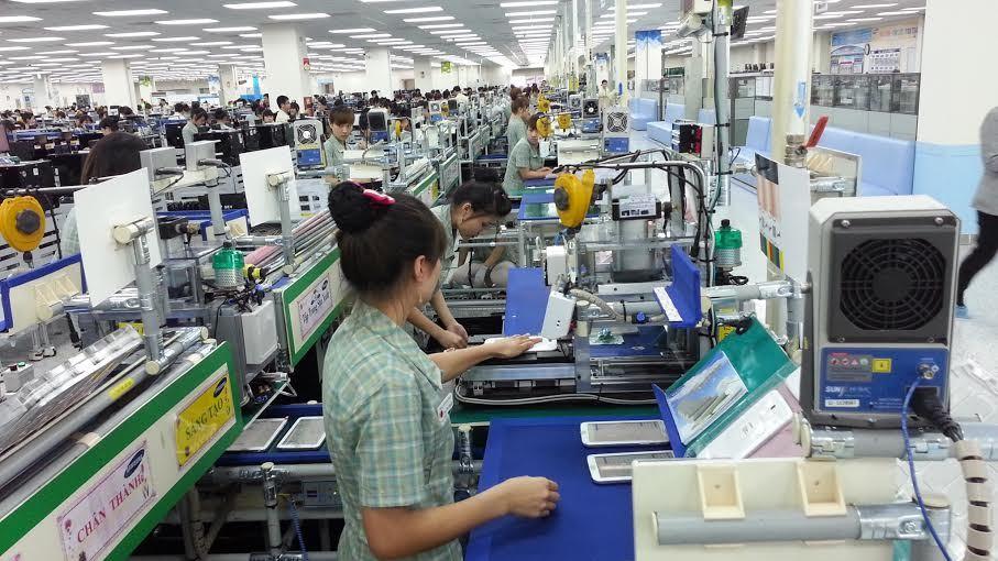 vốn FDI, nhà đầu tư nước ngoài, doanh nghiệp Việt, Vĩnh Phúc, nội địa hóa, Samsung
