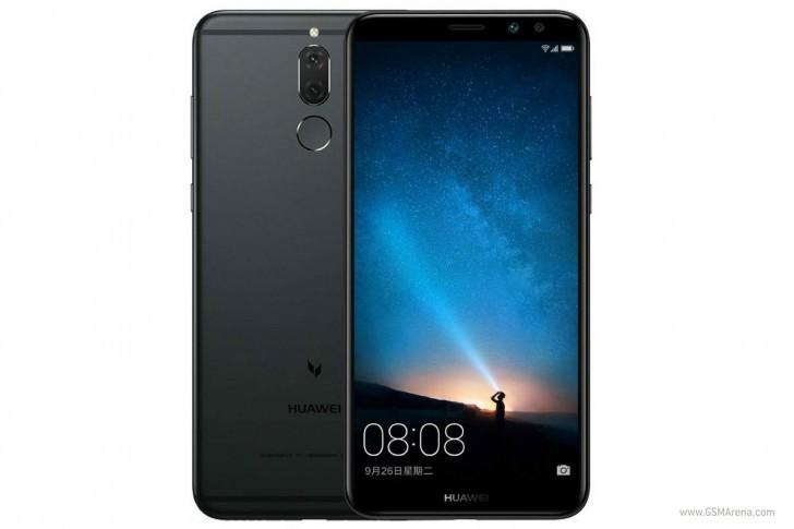Huawei ra mắt Honor 9i, smartphone 4 camera cả sau và trước