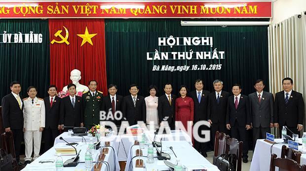 Kỷ luật cảnh cáo Ban Thường vụ Thành ủy Đà Nẵng