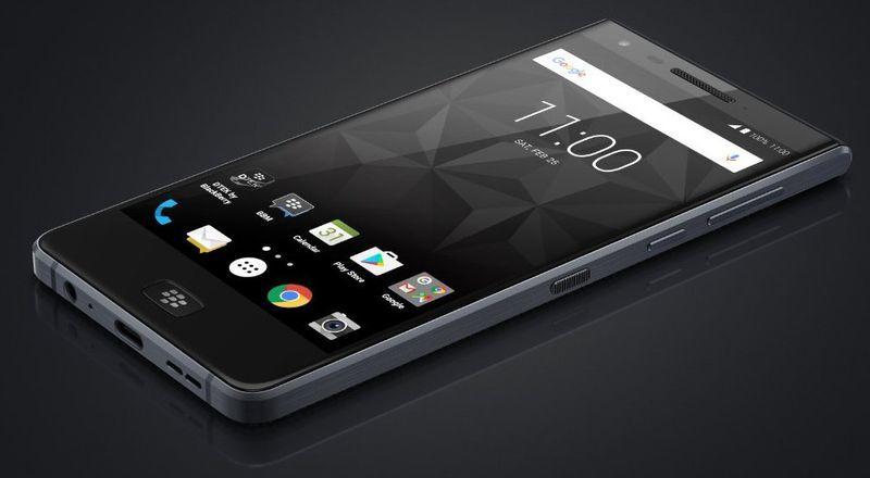 """BlackBerry Krypton ra mắt với thiết kế cực """"chất"""""""