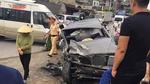 Ô tô chở than tông trực diện xe chở cựu chiến binh