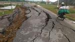Đoạn đường gần 70 tỷ đồng vừa xong đã vỡ toác