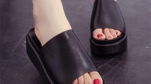 """Mách bạn 7 mẹo chọn giày """"chuẩn không cần chỉnh"""" cho các cô nàng chân ngắn"""