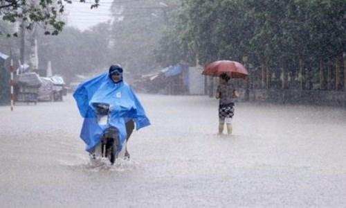 Dự báo thời tiết 7/10: Miền Bắc mưa to 3 ngày liên tiếp