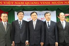 Bổ nhiệm Phó hiệu trưởng làm Phó giám đốc ĐHQG TP.HCM