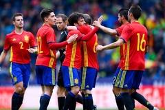 Tây Ban Nha chính thức giành vé dự World Cup 2018