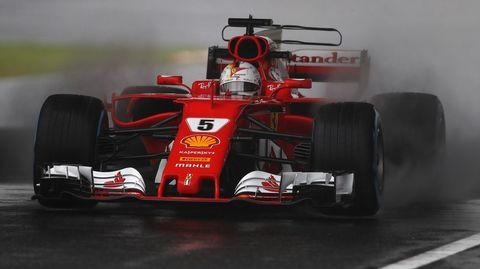 Nhật Bản Grand Prix 2017 khốn khổ vì ông trời