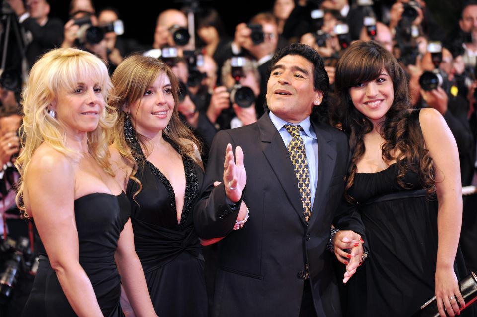 Maradona, Argentina