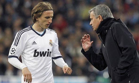 Real, MU, Mourinho, Luka Modric, Modric, Bale, Gareth Bale