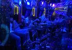 Hàng trăm dân chơi mở tiệc ma túy trong nhà hàng ở Sài Gòn