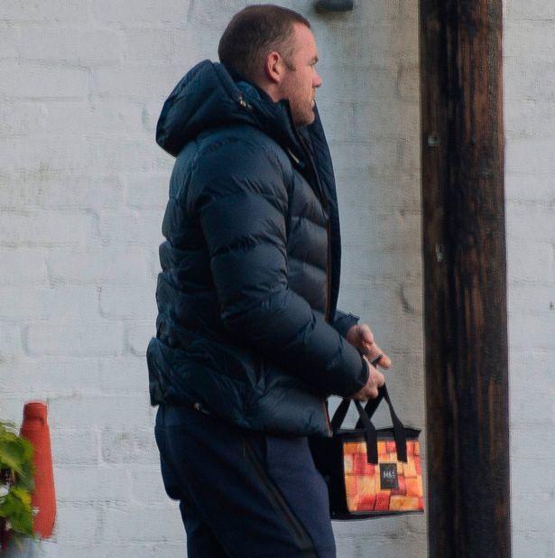 Rooney, Everton, MU