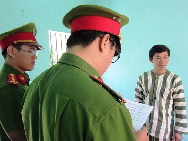 trưởng phòng, hối lộ, thanh tra, Bình Định