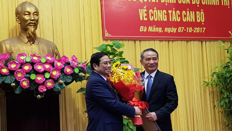 Ông Trương Quang Nghĩa: Chẳng bao giờ nghĩ sẽ quay lại Đà Nẵng