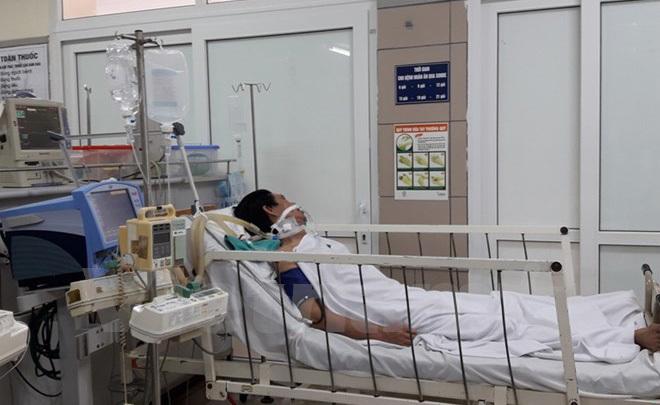 ngộ độc, chống độc, Quảng Ninh,Bệnh viện K