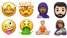 Apple tung loạt emoji mới đẹp long lanh cho người dùng iPhone