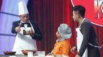 Lại Văn Sâm bỏ qua sĩ diện vì siêu đầu bếp nhí