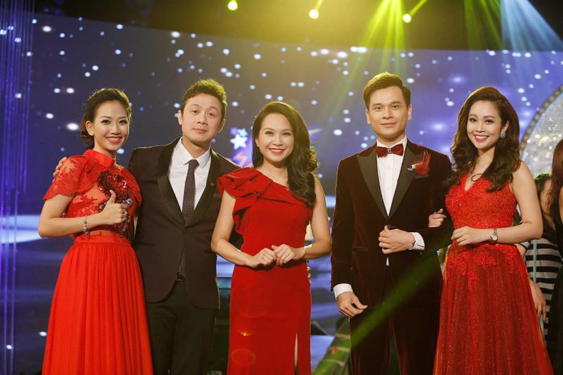 Sao mai 2017, Tố Hoa, Tấn Minh, Phạm Phương Thảo,