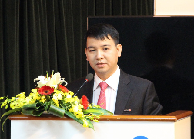 Tổng giám đốc Vietlott Tống Quốc Trường đột ngột từ chức
