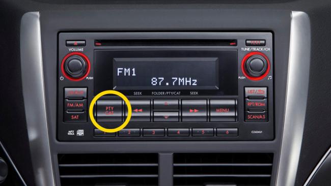 Những nút bấm lạ, khó hiểu trên xe ô tô
